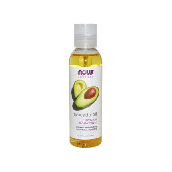 NOW Foods Avocado Oil (100% Pure) 4oz 118ml - Bloom Concept