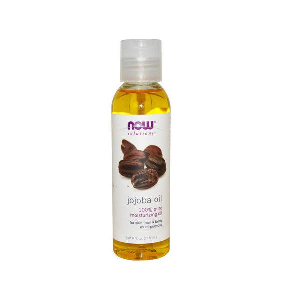 NOW Foods Jojoba Oil 4oz 118ml - Bloom Concept