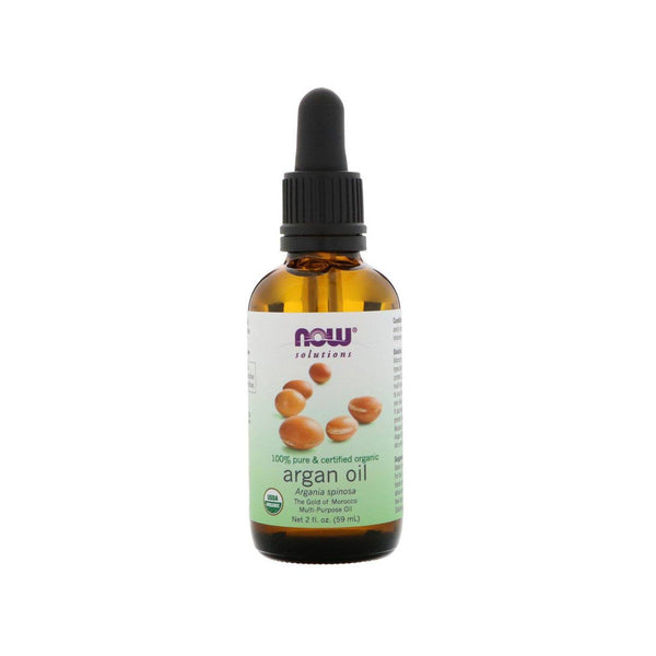 NOW Foods Organic Argan Oil 2oz 57ml - Bloom Concept