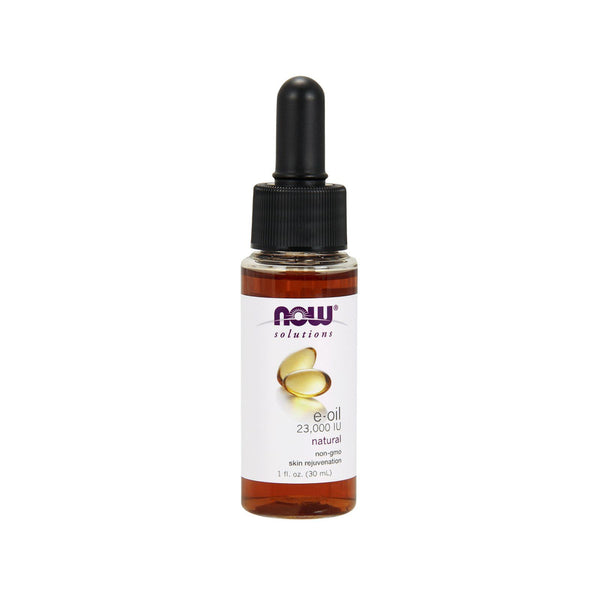 Now Foods, E-Oil, 23,000 IU, 1 fl oz (30 ml) - Bloom Concept