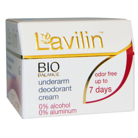 Lavilin, Underarm Deodorant Cream, 12.5 g - Bloom Concept