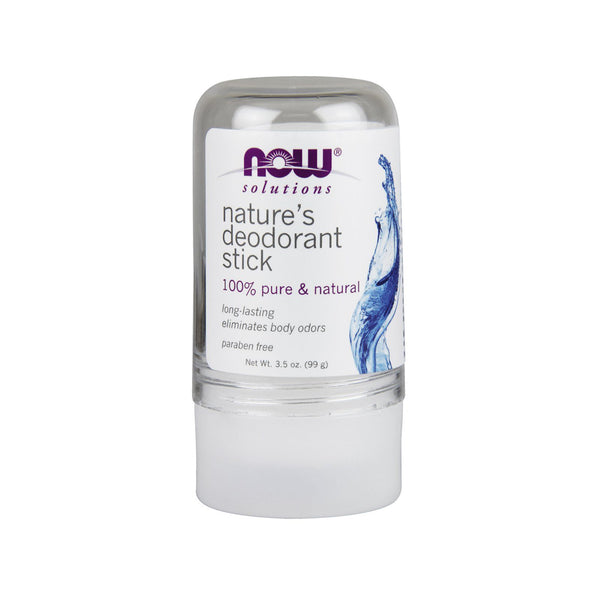 Now Foods, Nature's Deodorant Stick, 3.5 oz (99 g) - Bloom Concept