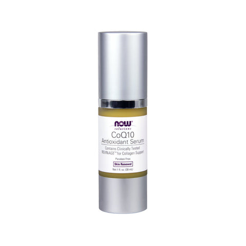 Now Foods, Solutions, CoQ10 Antioxidant Serum, 1 fl oz (30 ml) - by Bloom Concept