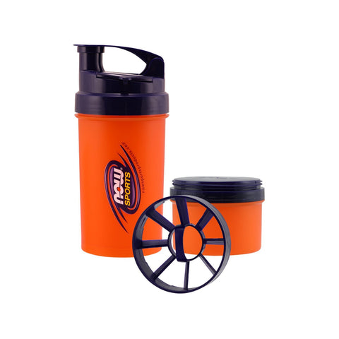 Now Foods 3-in-1 Sports Shaker Bottle - Bloom Concept