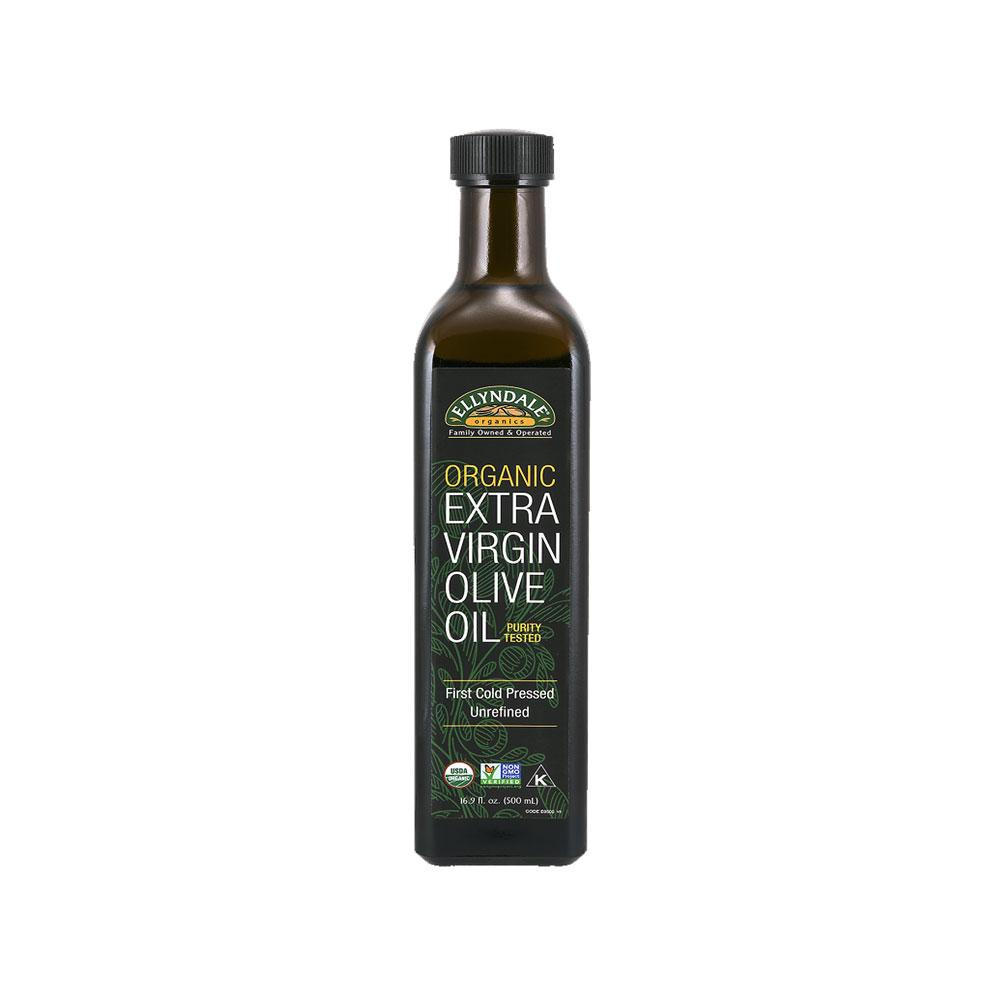 Now Food, Extra Virgin Olive Oil, Organic, 16.9 fl Oz - Bloom Concept