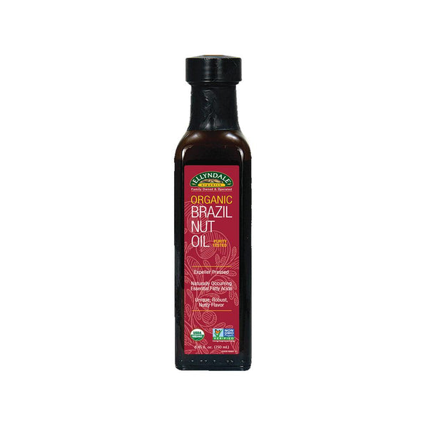 Now Foods, Brazil Nut Oil, Organic, 8.45 fl Oz - Bloom Concept