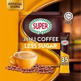 SUPER Less Sugar 3in1 Coffee - Bloom Concept