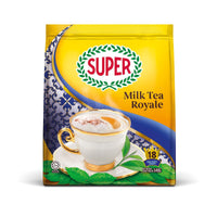 Super 3 in 1 Instant Milk Tea - Royale - Bloom Concept
