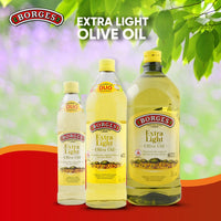 [Borges] Extra Light Olive Oil - 500ml/1L/2L - Bloom Concept