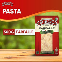 [Borges] Quality Durum Wheat Pasta - Bloom Concept