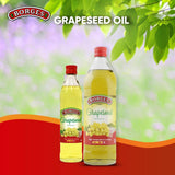[Borges] Grapeseed Oil - 500ml/1L - Bloom Concept