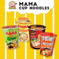 Mama Instant Cup Noodles and Instant Rice Noodle 50gm-70gm - Bloom Concept
