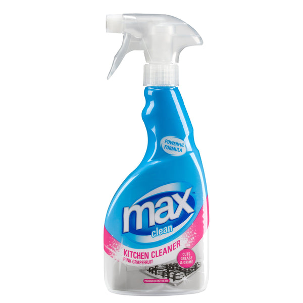 MAX  Clean Kitchen Cleaner 500ml (Bundle of 3) - Bloom Concept