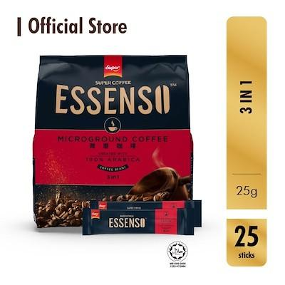 ESSENSO MicroGround Coffee - 3in1 - Bloom Concept