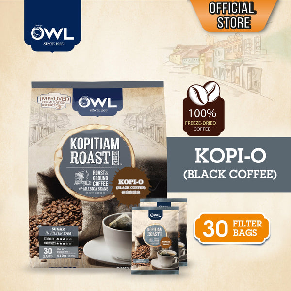 OWL KOPI-O - Bloom Concept