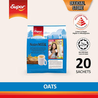 Super Nutremill 4 in 1 Instant Cereal Drink - With Oat - Bloom Concept