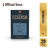 ESSENSO MicroGround Black Coffee - Colombian Blend - Bloom Concept