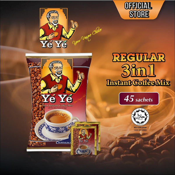 YEYE 3in1 Coffeemix - Regular - Bloom Concept