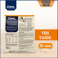 Owl Teh Tarik - Bloom Concept