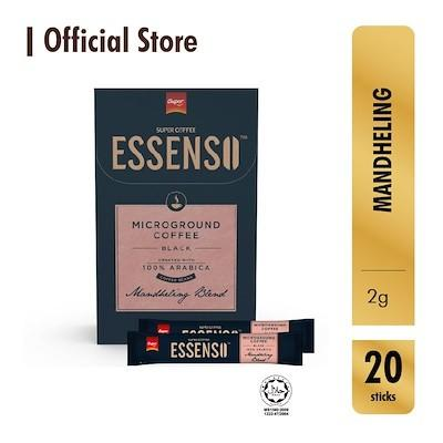 ESSENSO MicroGround Black Coffee - Mandheling Blend - Bloom Concept