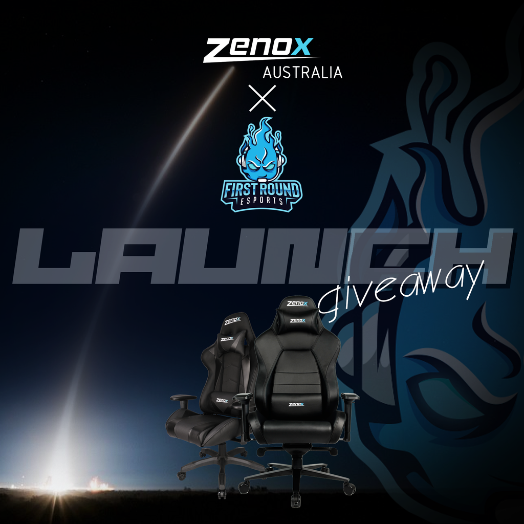 Zenox AU Launch Announcement