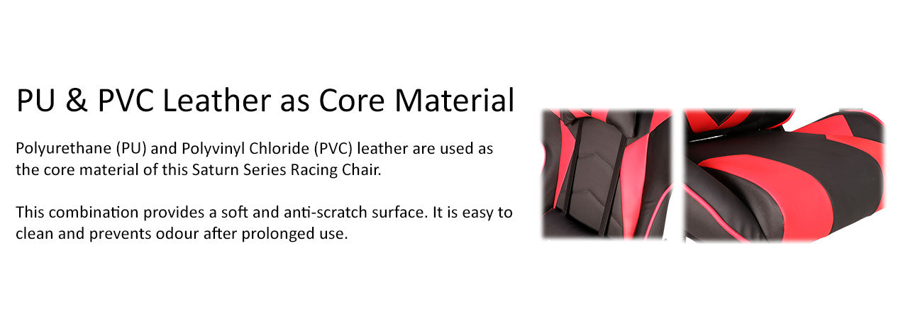 PU & PVC Leather as Core Material