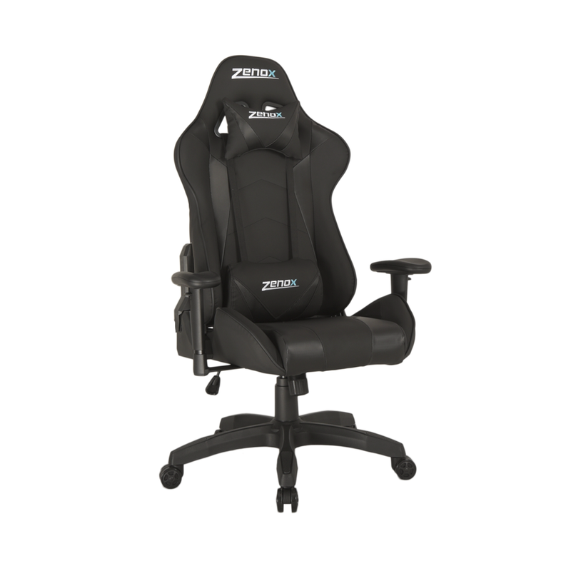 Saturn Racing Chair (Black)-Zenox