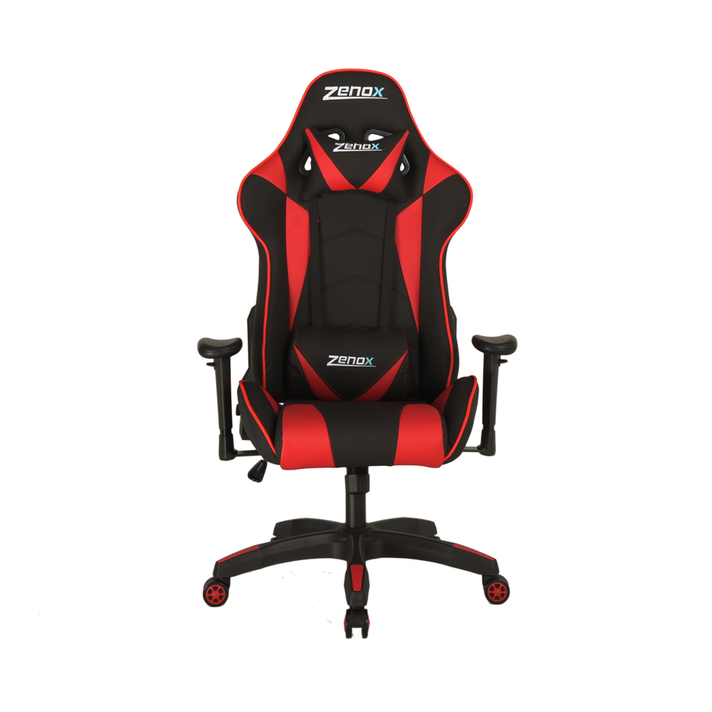 Saturn Racing Chair (Red)-Zenox