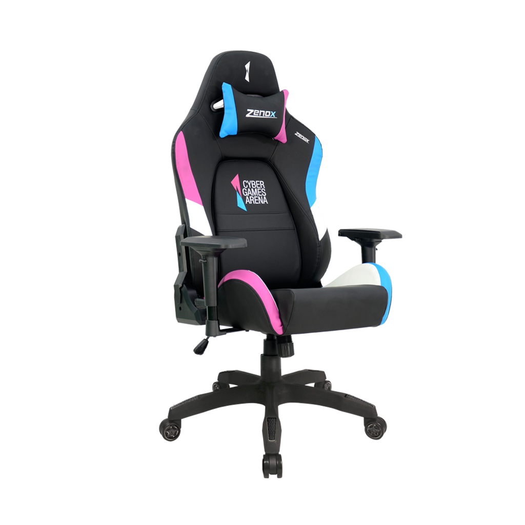 CGA ESPORTS STADIUM Edition Racing Chair-Zenox