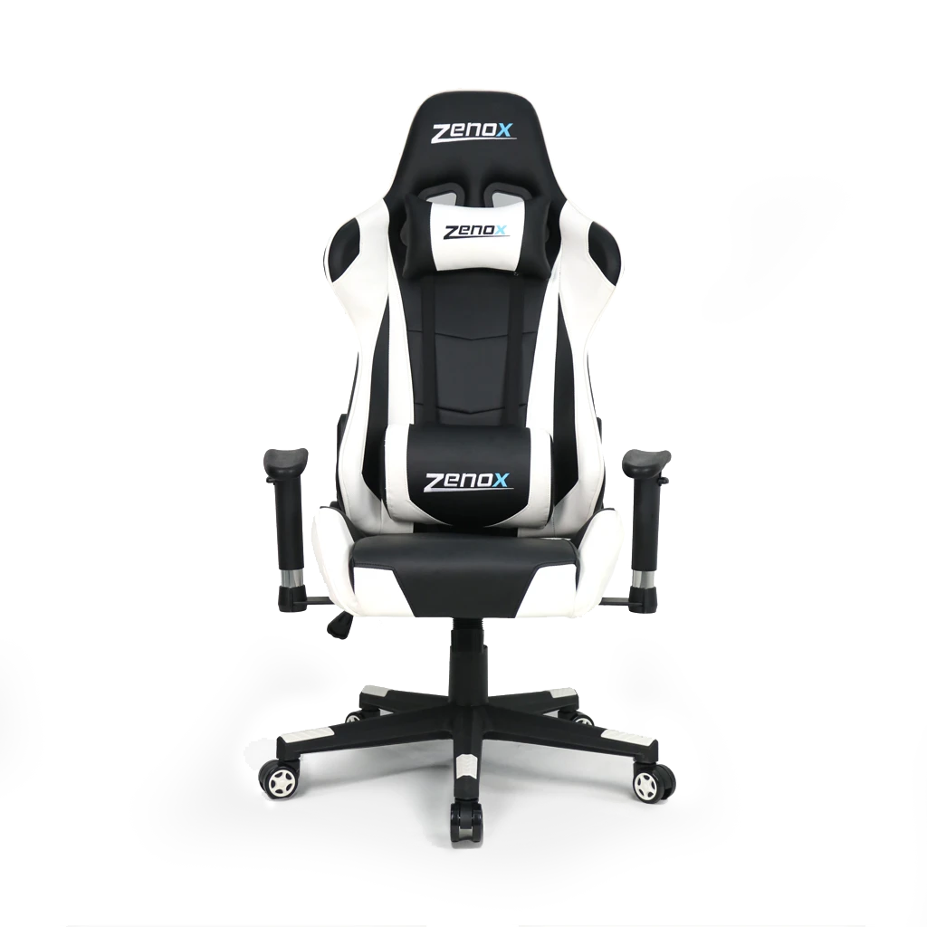 Mercury Racing Chair (White)-Zenox