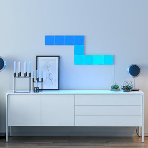Nanoleaf - CANVAS Smarter Kit (9 Light Squares)