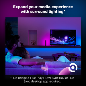 Hue Lightstrip Plus V4 APR 2m Base Kit (Bluetooth)