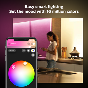 Hue Lightstrip Plus V4 APR 1m Extension (Bluetooth)