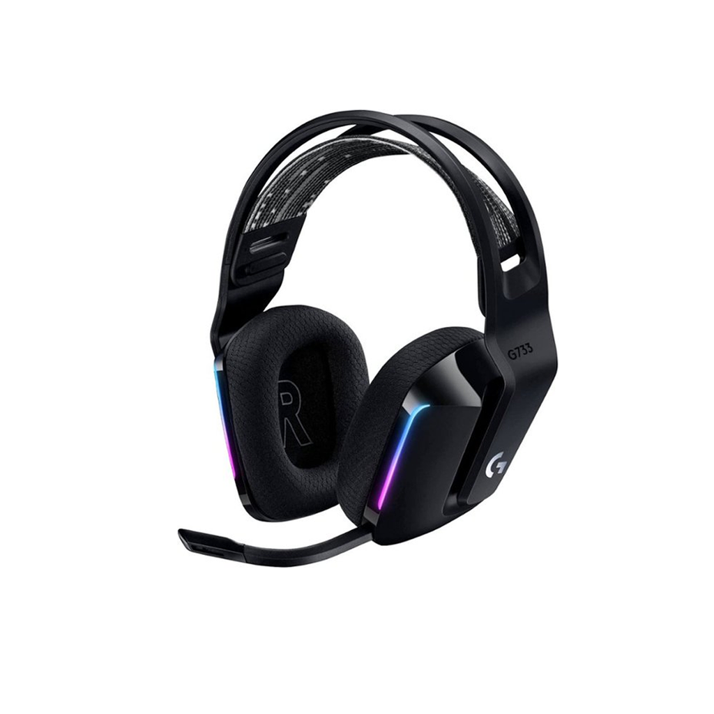 G733 LIGHTSPEED WIRELESS RGB GAMING HEADSET