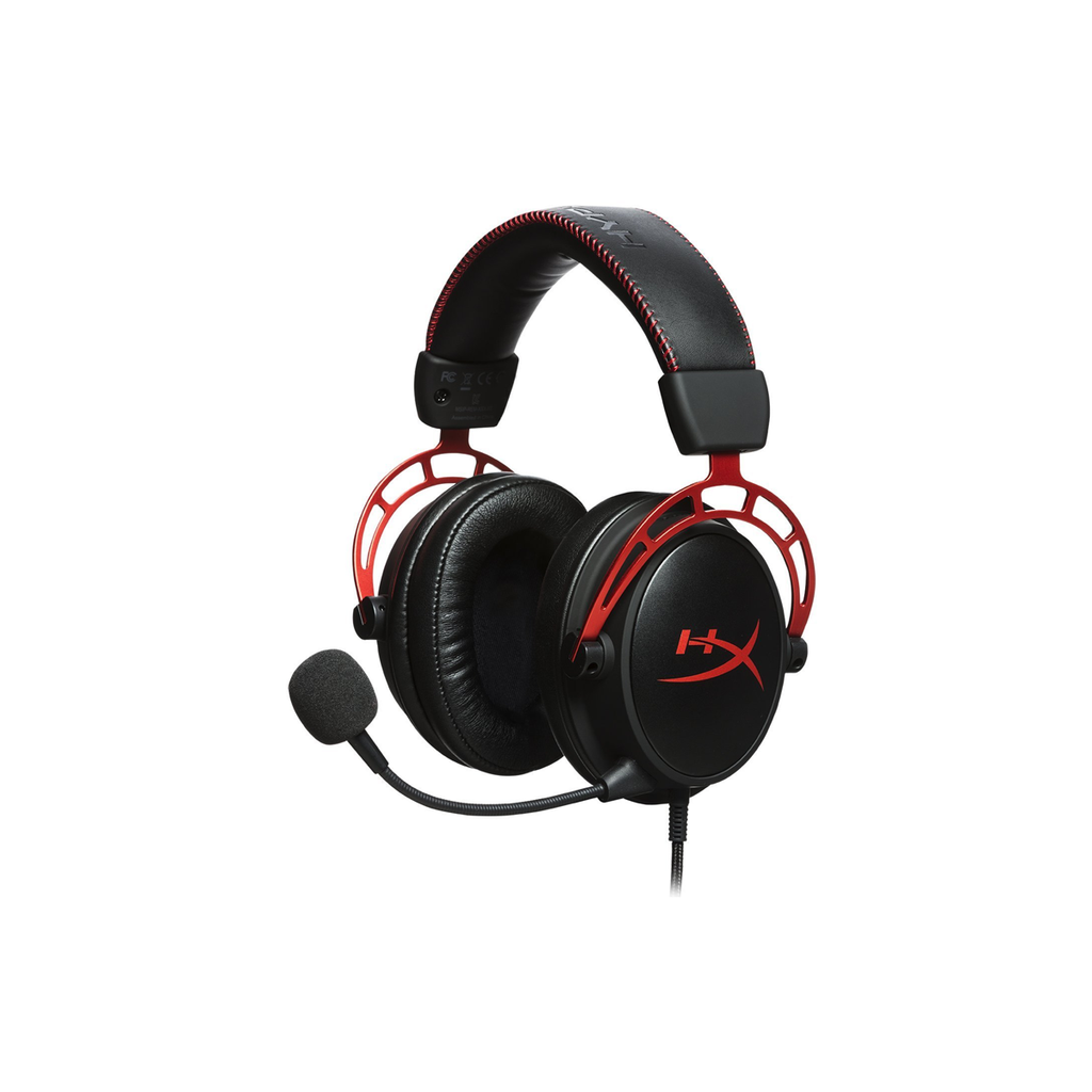 HyperX Cloud Alpha Red