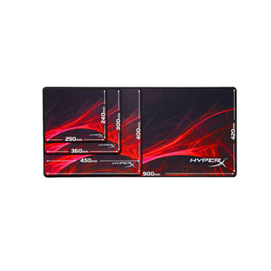 HyperX FURY S  Pro Gaming Mouse Pad (large)