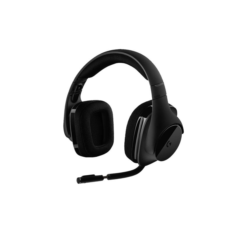 Logitech G533 Wireless (7.1 Surround Sound)