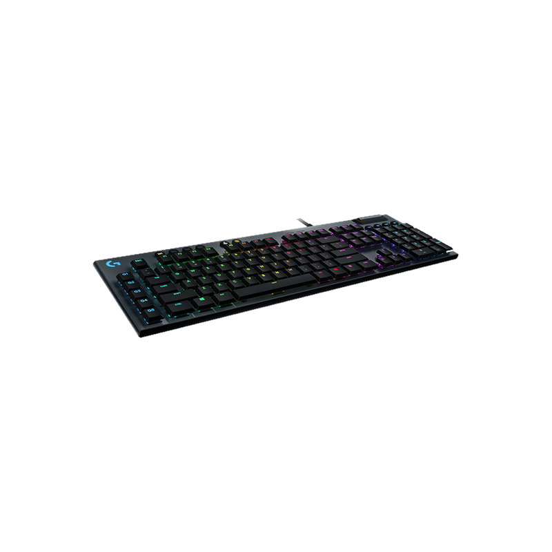 Logitech G813 LIGHTSYNC RGB Mechanical Gaming Keyboard