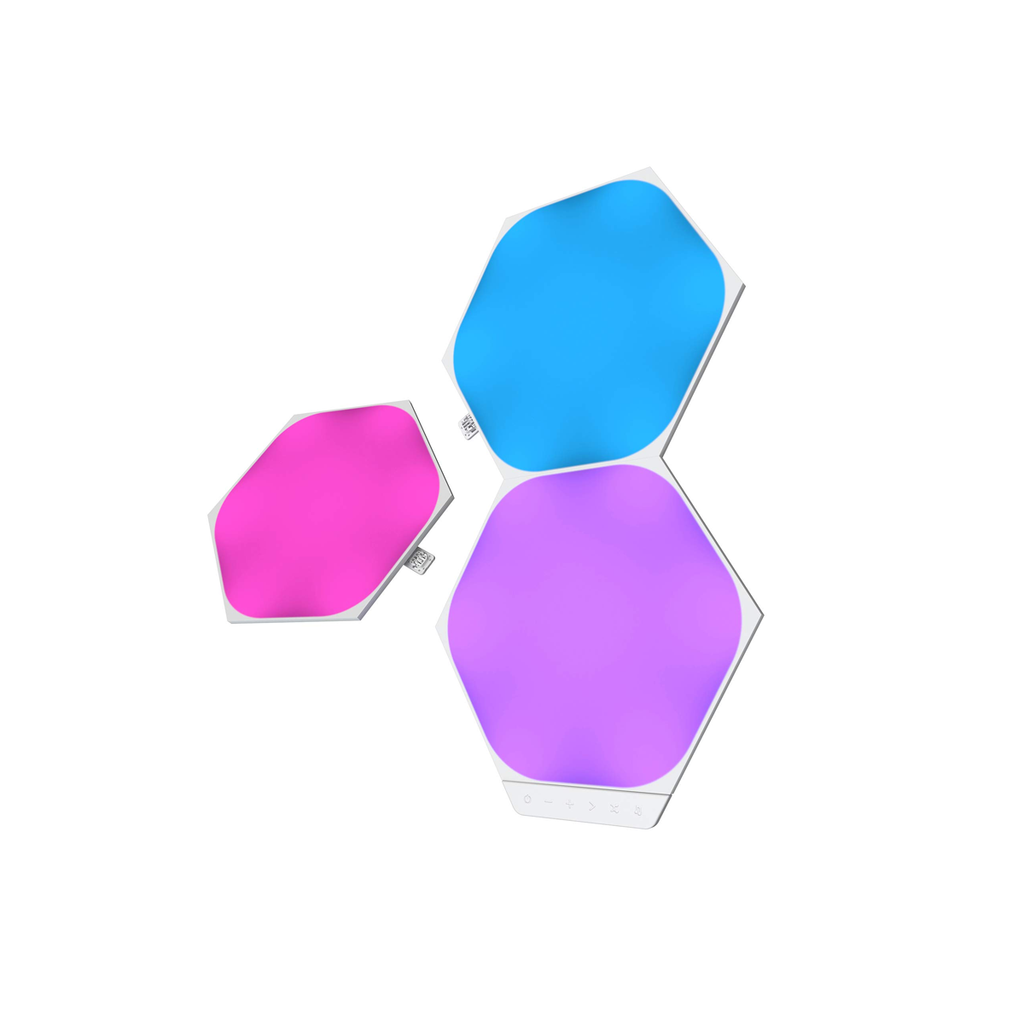 Nanoleaf Shapes Hexagons Expansion Pack - 3PK