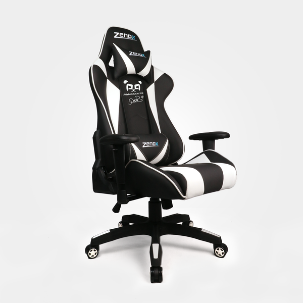 PDQ Deer Special Edition Saturn Racing Chair (White)