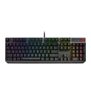 ROG Strix Scope RX optical RGB gaming keyboard