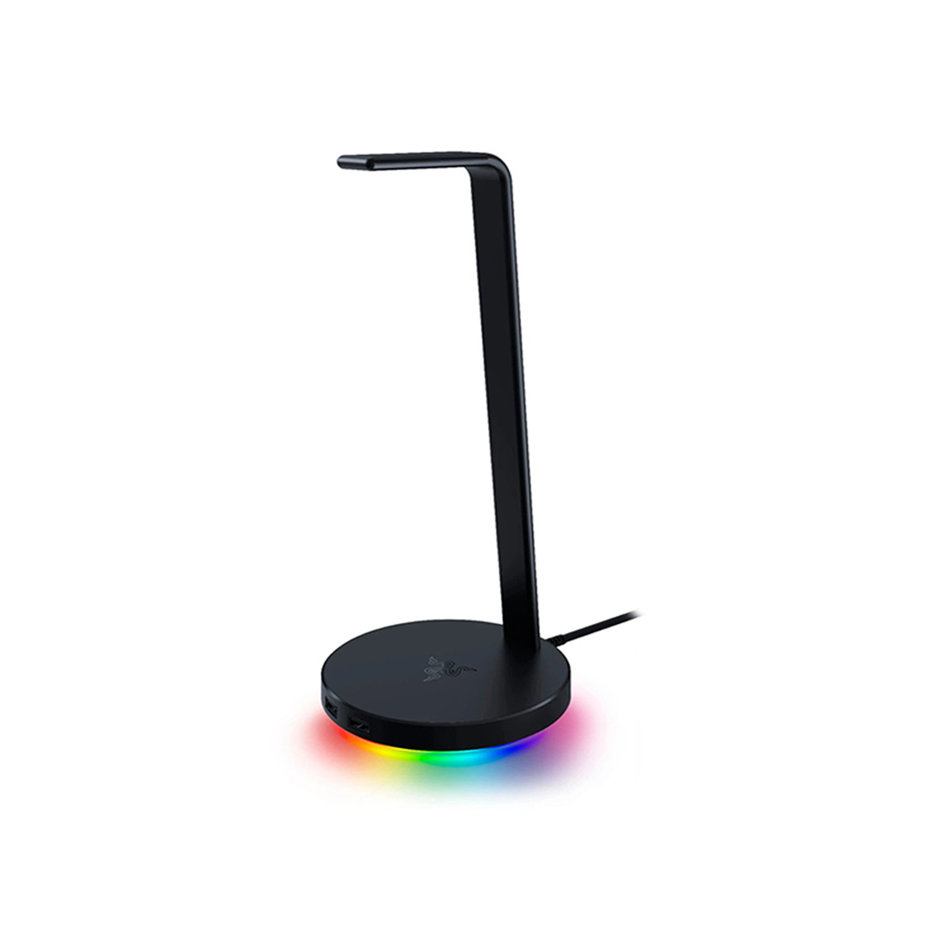 Razer Base Station V2 Chroma Headset Stand - Black