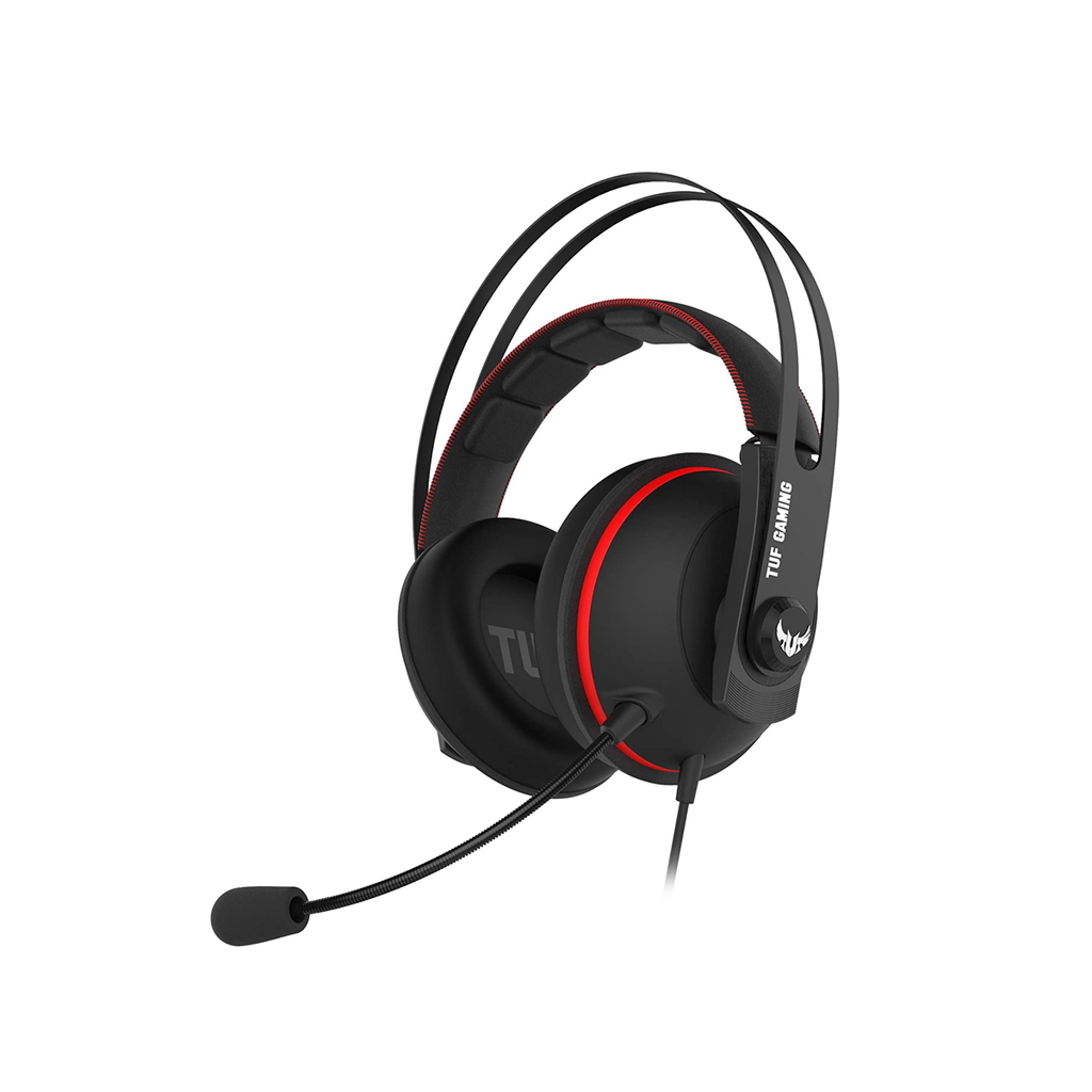 Asus ROG TUF H7 Red (virtual 7.1)  Gaming Headset