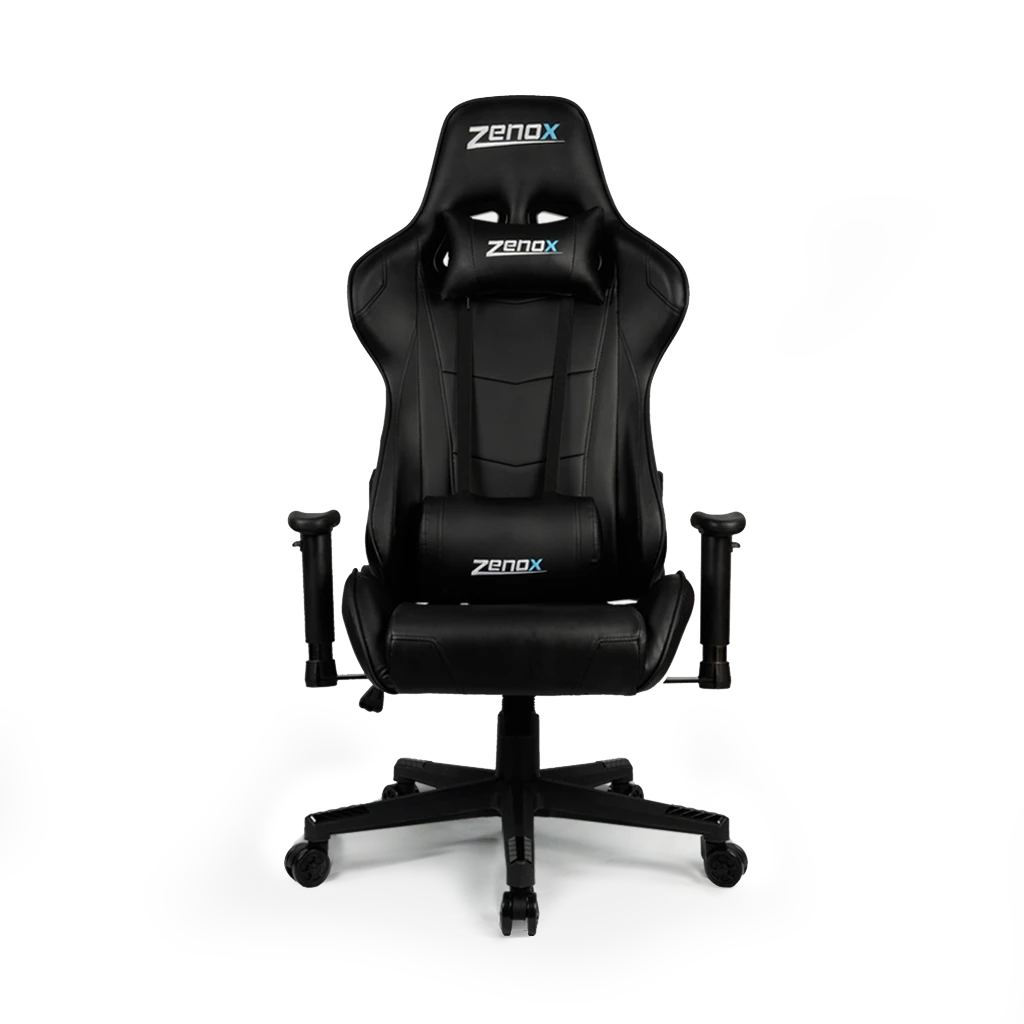 Mercury Racing Chair (Black)-Zenox