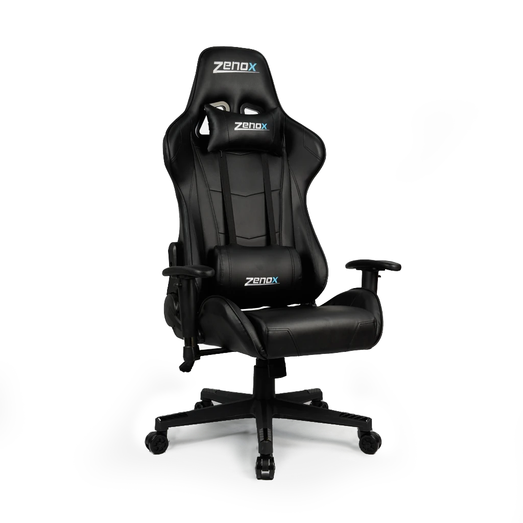 Mercury Racing Chair (Black) (預訂2021年4月中發貨/Pre-order for Delivery in Mid-April 2021)-Zenox