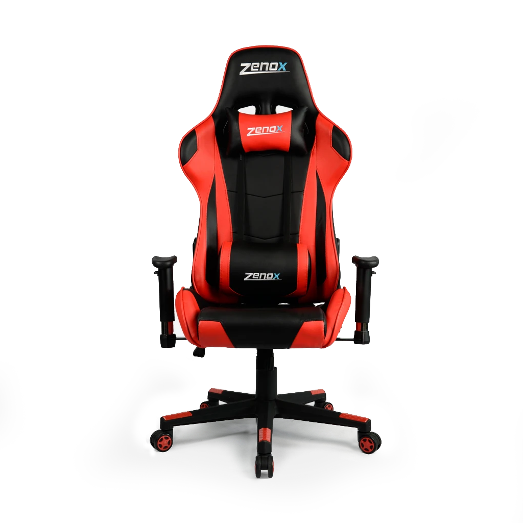 Mercury Racing Chair (Red) (預訂2021年4月中發貨/Pre-order for Delivery in Mid-April 2021)-Zenox