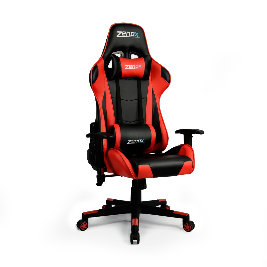 Mercury Racing Chair (Red) (預訂2021年3月中發貨/Pre-order for Delivery in Mid-March 2021)-Zenox