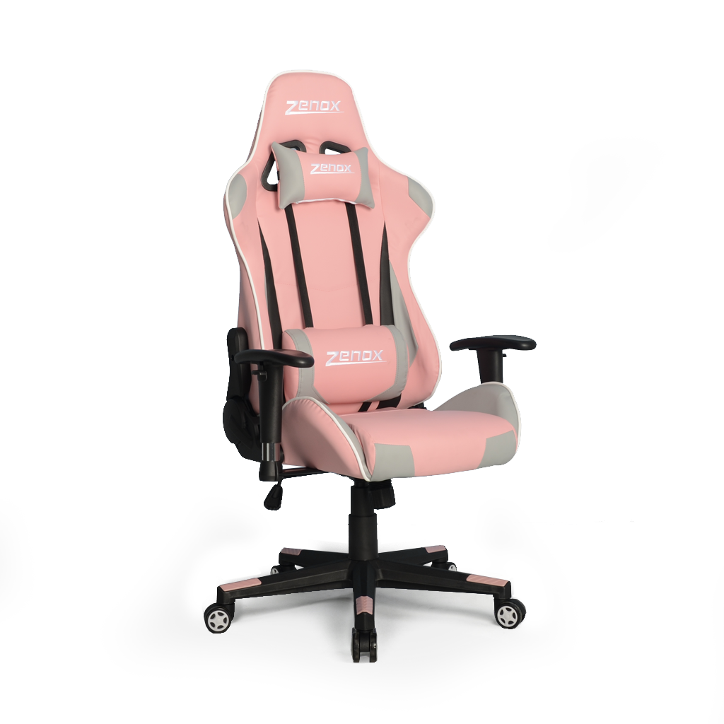 Mercury Racing Chair (Pink) (預訂2021年3月中發貨/Pre-order for Delivery in Mid-March 2021)-Zenox