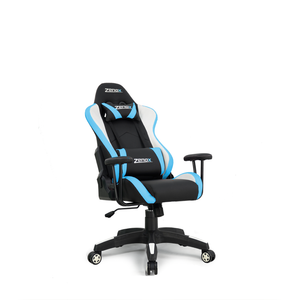 Rookie Racing Chair (Sky Blue)-Zenox