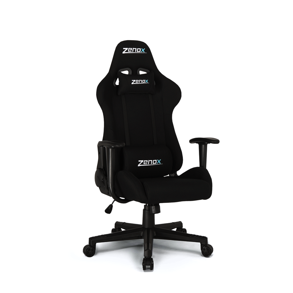 Pluto Racing Chair (Black) (預訂2021年2月尾發貨/Pre-order for Delivery at the End of February 2021-Zenox